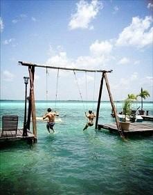 Meksyk, Bacaral Lagoon