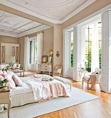 Wnętrze master bedroom czyli jak wygląda sypialnia amerykańska - zobacz i zai...