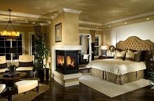 Amerykańska sypialnia czyli master bedroom w Twoim domu - zobacz jak wygląda, jak ją zaprojektować i jak urządzić - zainspiruj się! Sypialnia marzeń może powstać również u Ciebi...