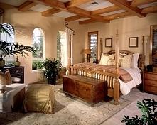 Sypialnia amerykańska, sypialnia w amerykańskim stylu - czyli jak wygląda typ...