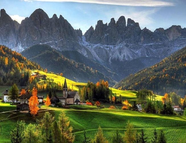 Dolomity - Włochy