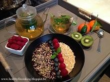Zapraszam was na mojego nowego bloga! Będzie on o zdrowych przepisach i pomysłach na rożne dania.  healthyfitcooking.blogspot.be