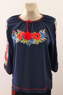 Haftowana koszula folkowa Model nr 9  Rozmiar od 34 do 60 Cena 150 zł