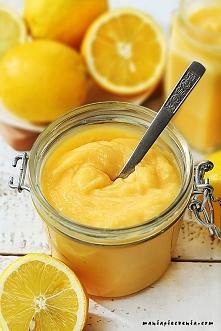 Lemon curd - krem cytrynowy...