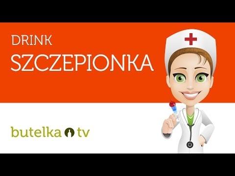 Alkoholowa szczepionka - idealny drink na sylwestra