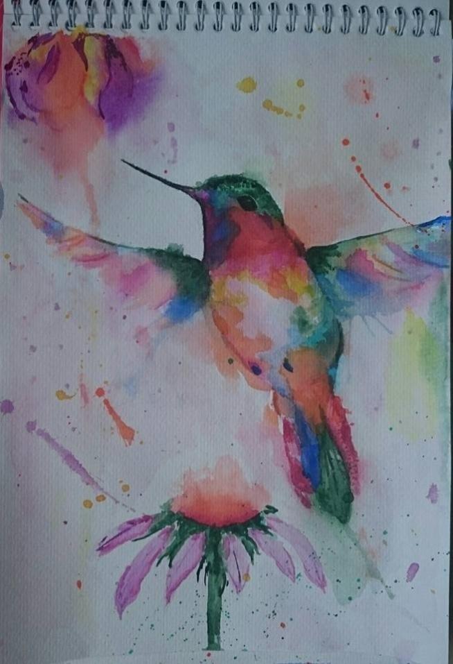 Koliber Na Moje Bazgroły Zszywkapl