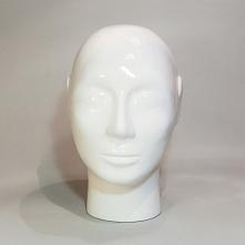 Ceramiczna głowa