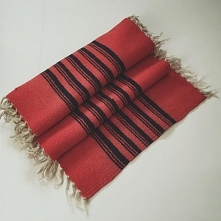 Wełniany kilim, CEPELIA, lata 60.