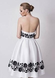 Suknia folkowa