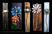 kamienne kwiatki