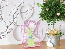 Drzewko z bukszpanu na Wielkanoc - zobacz jak zrobić na twojediy.pl