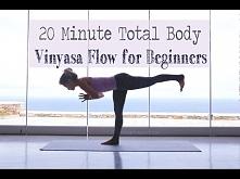 20 Minute Total Body Beginner Flow