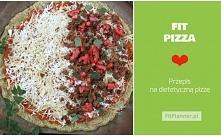 PRZEPIS NA DIETETYCZNĄ PIZZĘ ❤️  Z okazji Międzynarodowego Dnia Pizzy – 9 lut...