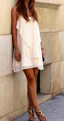 Piękna letnia sukienka ;)