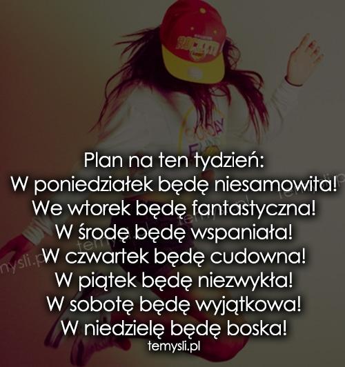 taki plan xD