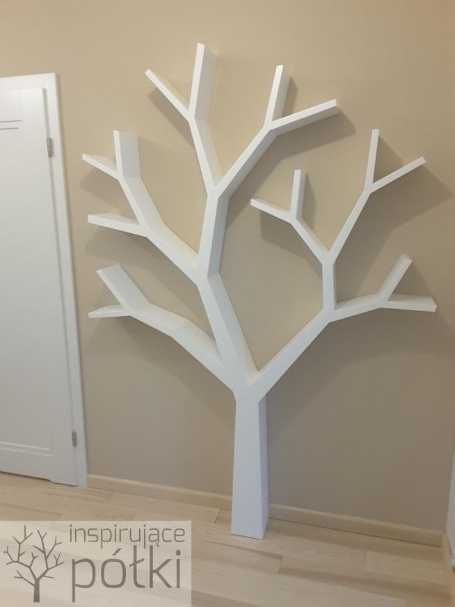 Półka jak drzewo 210x150x18cm