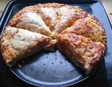 Ciasto na pizzę -puszyste, mięciutkie
