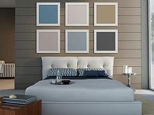 Spokój kolorów - nowoczesny obraz na płótnie
