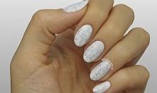 marble manicure krok po kroku