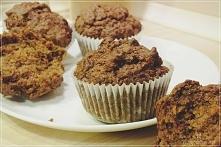 Muffinki marchewkowe - przepis