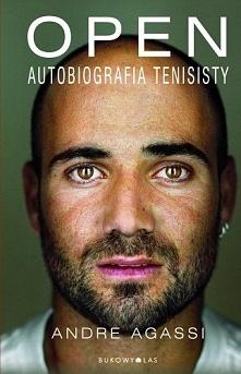 Autobiografia Andre Agassi....