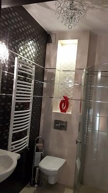 Mała łazienka mojego wykonania