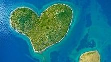 20 bajecznych wysp w kształ...