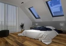 Aranżacja wnętrza sypialni ...