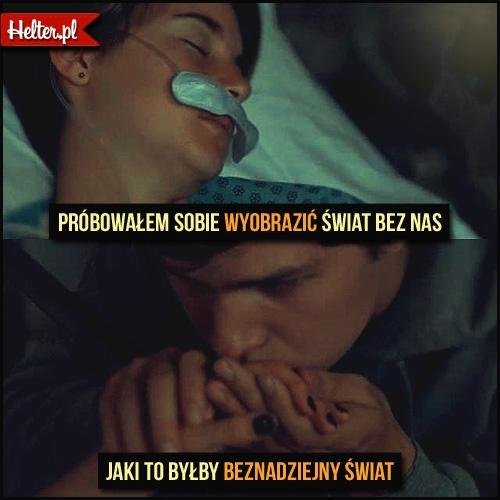 Gwiazd Naszych Wina Na Cytaty Z Filmu Zszywkapl