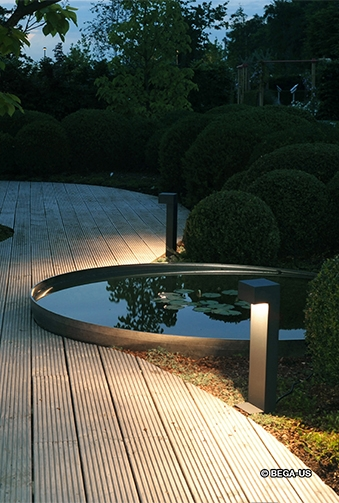 ••outdoor lighting by BEGA