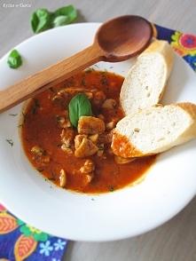 rozgrzewająca i sycąca zupa...