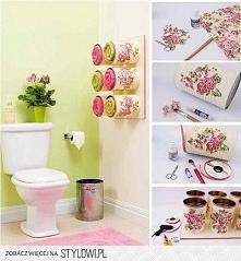 Ozdobna półki na ręczniki