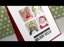 Holiday Card Series 2014 - Day 11