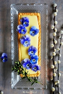 MALEŃKI MAZUREK z białą czekoladą i jogurtem, klki w zdj. przepis