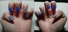 Niebieska panterka