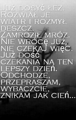 Psycho List Samobojcy Na Cytaty Z Piosenek Zszywka Pl