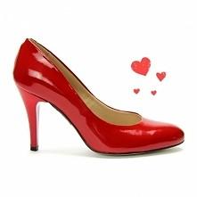 Nowa kolekcja firmy Kampa ! Czerrrwone szpilki :-) #shoes #kampa #red #szpilk...