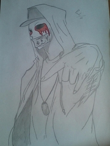 Hollywood Undead JD