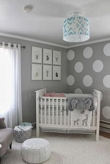 sypialnia dla maluszka