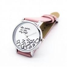 Zegarek- Who cares - 19,99zł - klik w zdjęcie