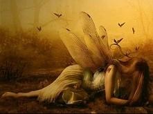 Czuć się jak upadły anioł to upaść i nie powstać.