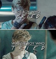 Newt mój ulubiony bohater♥