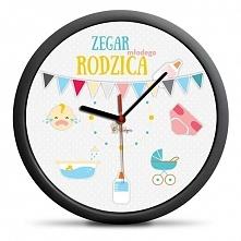 Zegar dla świeżo upieczonej mamy :)
