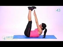 katujemy brzuszek!!!     Trening Mięśni Prostych i Skośnych Brzucha