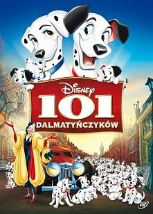 Bajka: 101 Dalmatyńczyków. :)