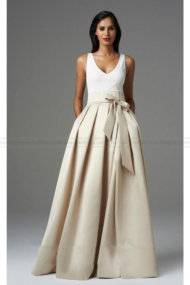 Aidan mattox 457680 na weddingdress for Big girl dresses for wedding guests