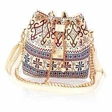 Torebka to nieodłączny dodatek każdej kobiecej stylizacji. A w szczególności torebka o tak pięknym wzorze!
