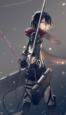 Mikasa <3