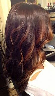 Brązowe włosy zdjęcia, odcienie >