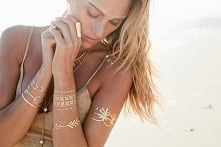 Tatuaże metaliczne - zdecyd...
